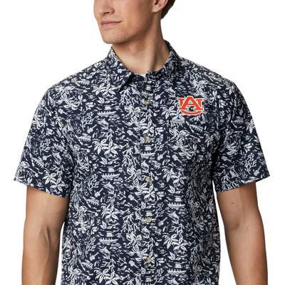 Auburn Columbia Tide Shirt