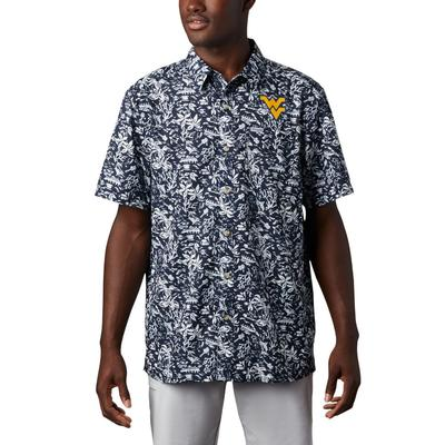 West Virginia Columbia Tide Shirt