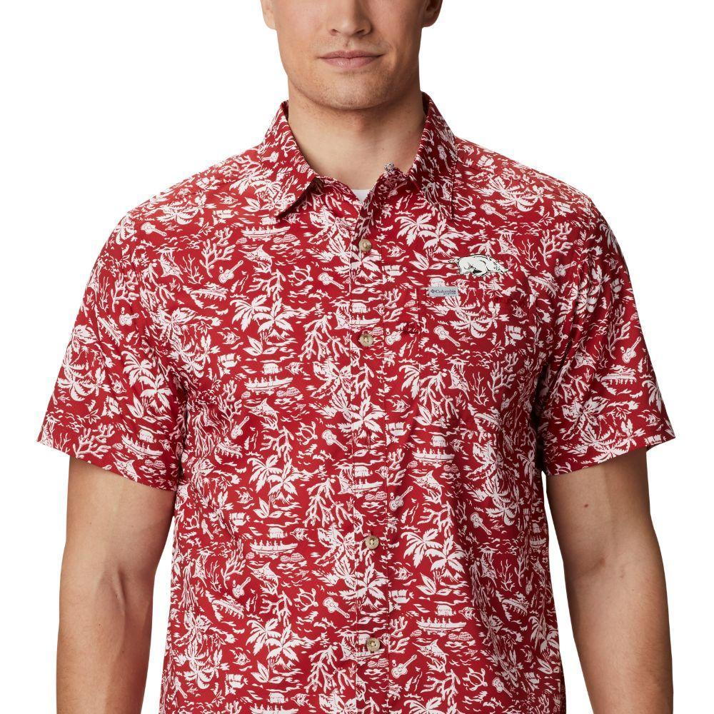 Arkansas Columbia Tide Shirt