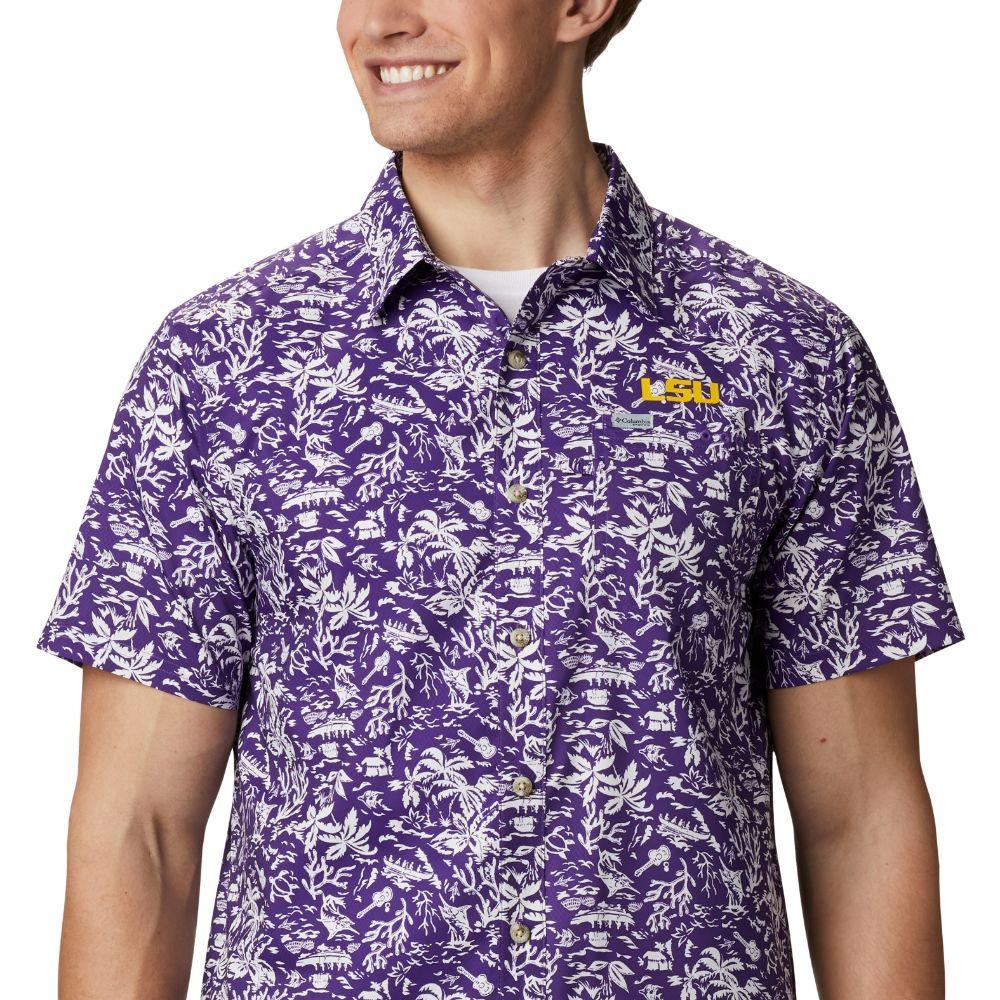 Lsu Columbia Tide Shirt