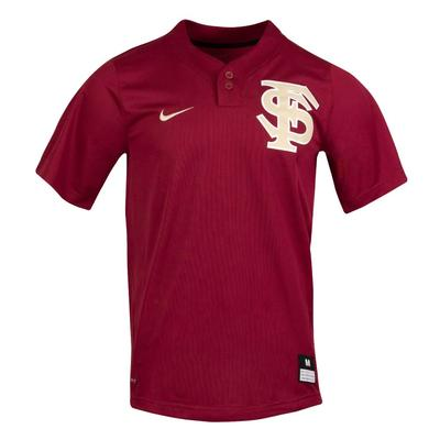 Florida State Nike Softball Jersey