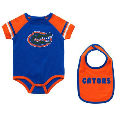 Florida Colosseum Infant Onsie and Bib set