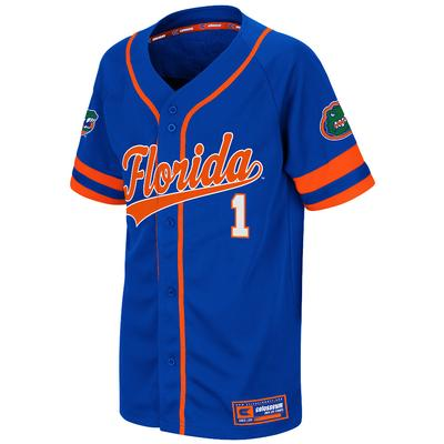Florida Colosseum Youth Baseball Jersey