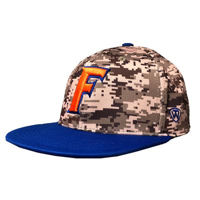 Florida Top of the World 1 Fit Digi Camo Hat