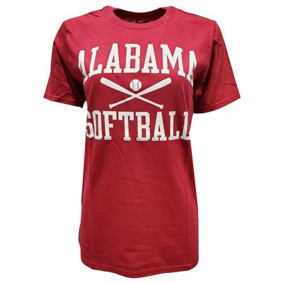 Alabama Basic Softball Tee