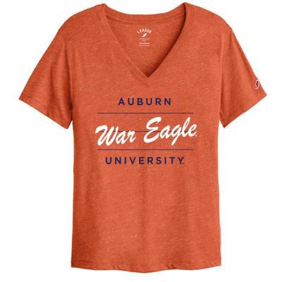 Auburn League Intramural Boyfriend V Neck