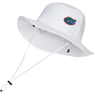 Florida Nike Golf Dri-Fit Bucket Hat - Side Team Logo