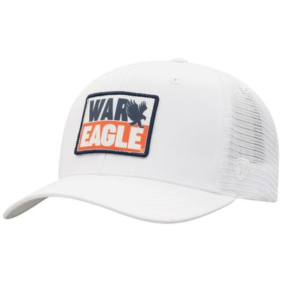 Auburn Men's Headline Sublimated Patch Trucker Hat