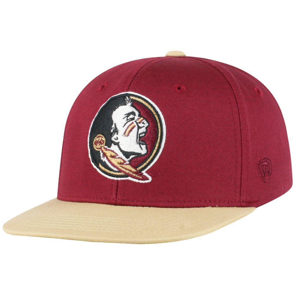 Fsu Youth Maverick Flat Bill Hat