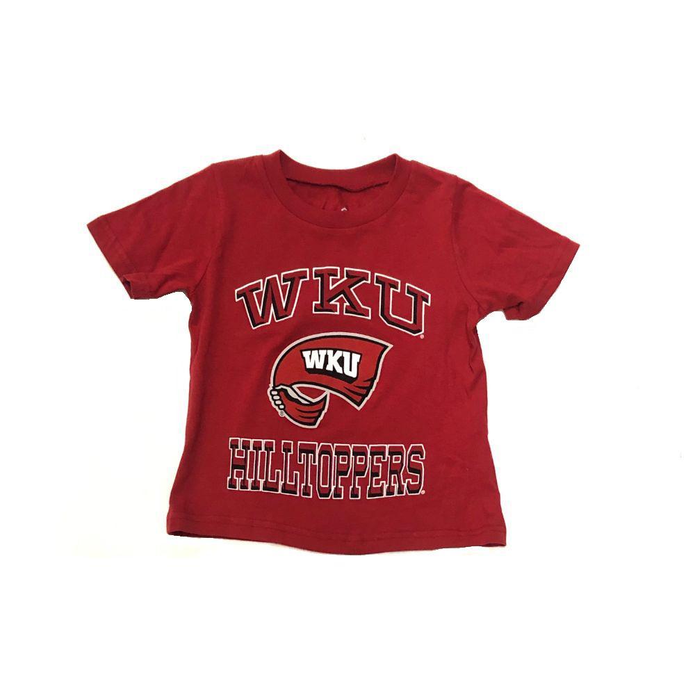 Western Kentucky Gen2 Toddler Arch Tee