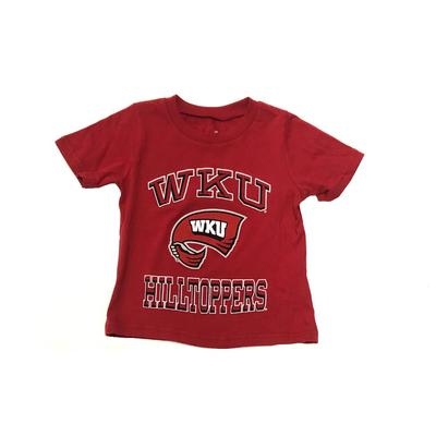 Western Kentucky Gen2 Toddler Arch Tee