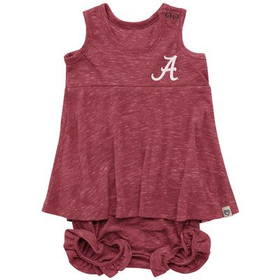 Alabama Colosseum Infant Snork Bloomer Set