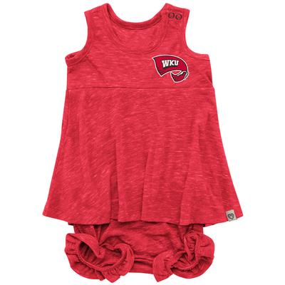 Western Kentucky Colosseum Infant Snork Bloomer Set