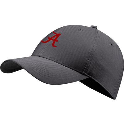 Alabama Nike Golf L91 Adjustable Tech Cap DK_GREY
