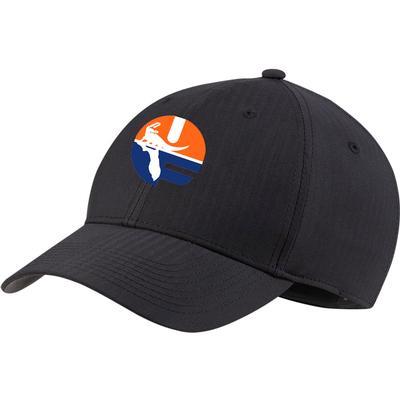 Florida Nike Golf Pell Logo L91 Adjustable Tech Cap