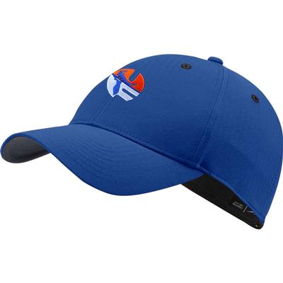 Florida Nike Golf Pell Logo L91 Adjustable Tech Cap