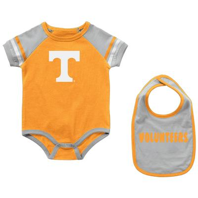 Tennessee Colosseum Infant Warner Onesie and Bib