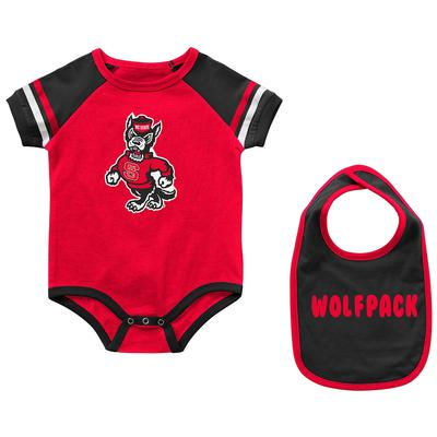 NCST Colosseum Infant Warner Onesie and Bib