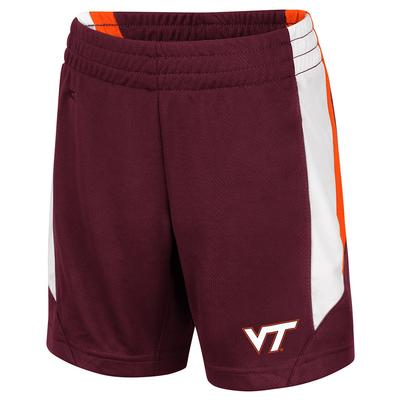 Virginia Tech Colosseum Toddler Boys Rubble Shorts