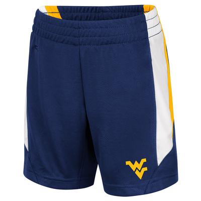 West Virginia Colosseum Toddler Boys Rubble Shorts