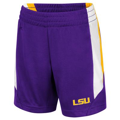 LSU Colosseum Toddler Boys Rubble Shorts