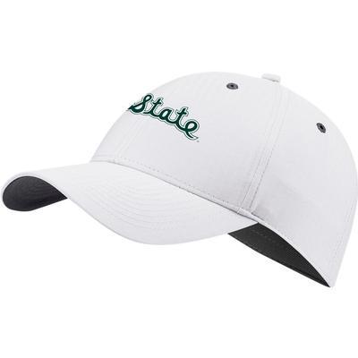 Michigan State Nike Golf L91 Adjustable Tech Cap