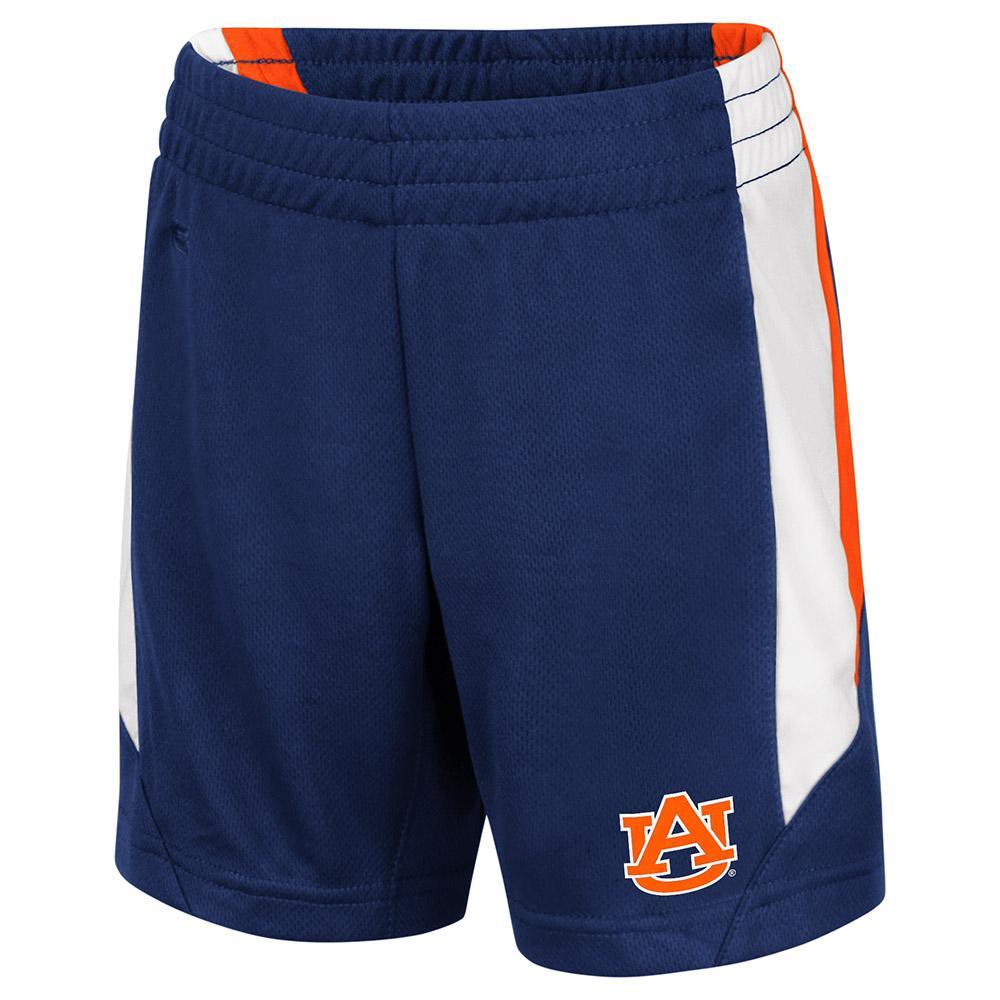 Auburn Colosseum Toddler Boys Rubble Shorts