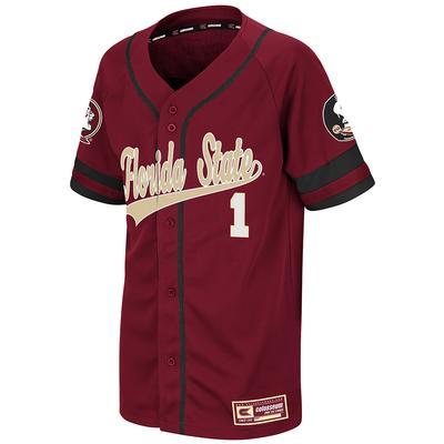 FSU Colosseum Youth Bam-Bam Baseball Jersey