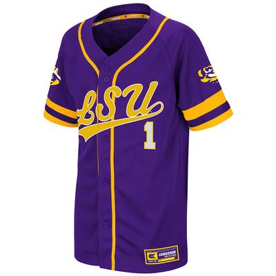 LSU Colosseum Youth Bam-Bam Baseball Jersey
