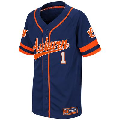 Auburn Colosseum Youth Bam-Bam Baseball Jersey