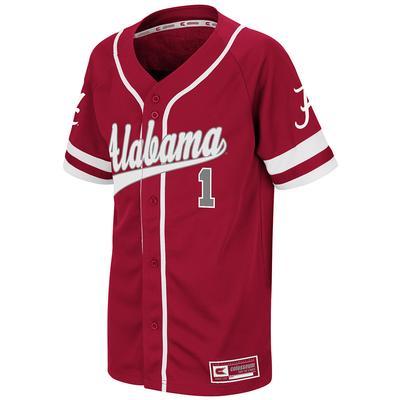 Alabama Colosseum Youth Bam-Bam Baseball Jersey