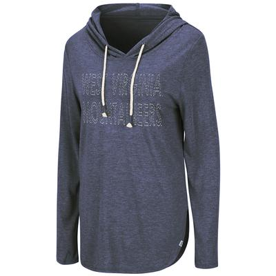 West Virginia Colosseum Women's Callamezzo Hooded Tee