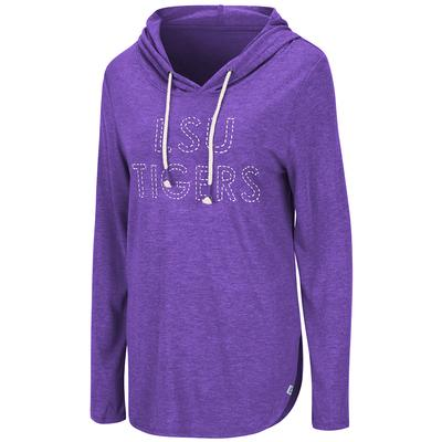 LSU Colosseum Women's Callamezzo Hooded Tee