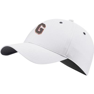 Georgia Nike Golf Block G L91 Adjustable Tech Cap