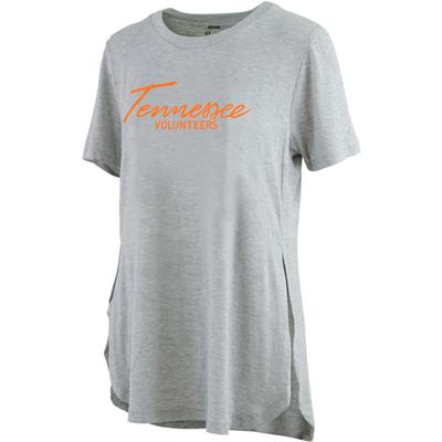 Tennessee Pressbox Side Slit Testify Tee