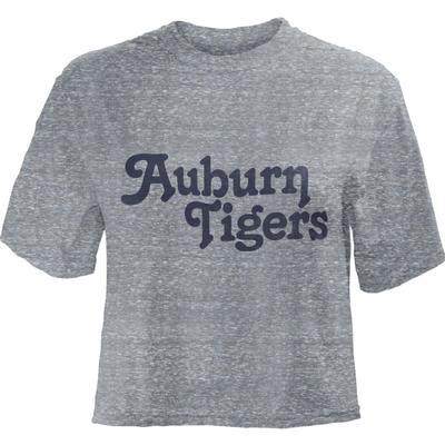 Auburn Cali Dreamin Knobi Crop Top