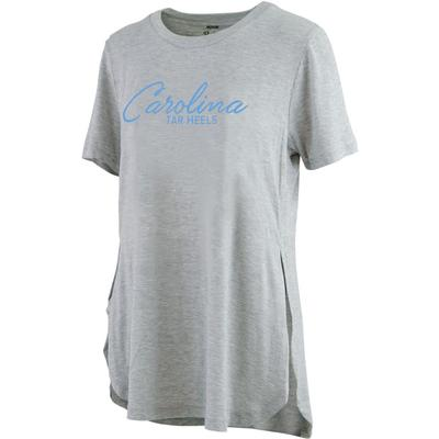 UNC Pressbox Side Slit Testify Tee