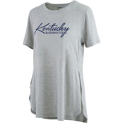 Kentucky Pressbox Side Slit Testify Tee