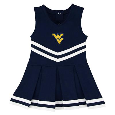 West Virginia Infant Cheerleader Dress