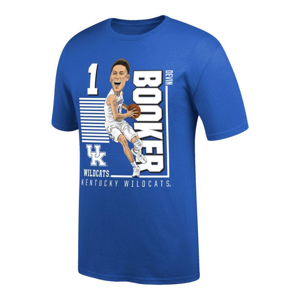 Kentucky Booker Character Tee