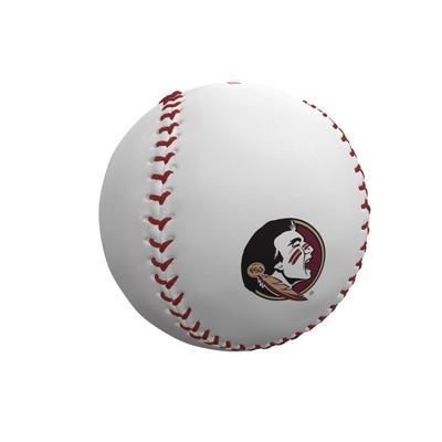 Florida State Seminoles Logo Autograph Baseball