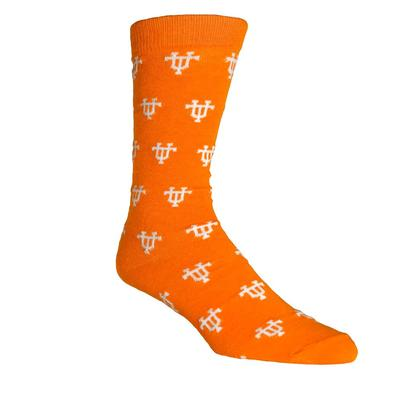 Tennessee Volunteer Traditions UT Interlock Dress Socks