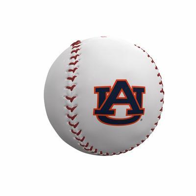 Auburn Tigers Logo Autograph Baseball