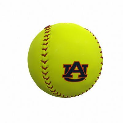 Auburn Tigers Logo Autograph Softball