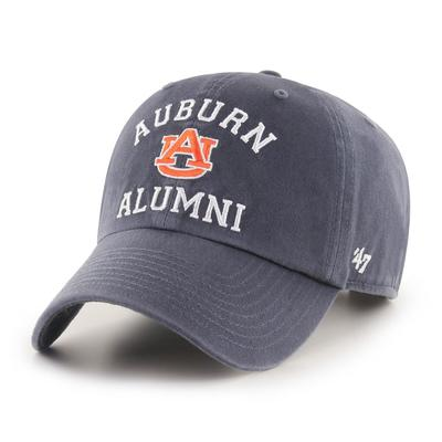 Auburn 47'  Brand Alumni Clean Up Hat