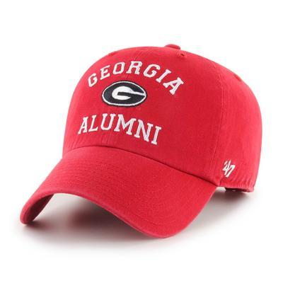 Georgia 47'  Brand Alumni Clean Up Hat