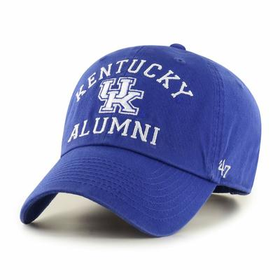 Kentucky 47'  Brand Alumni Clean Up Hat
