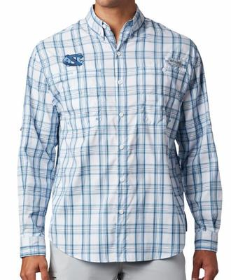 UNC Columbia Super Tamiami Long Sleeve Shirt