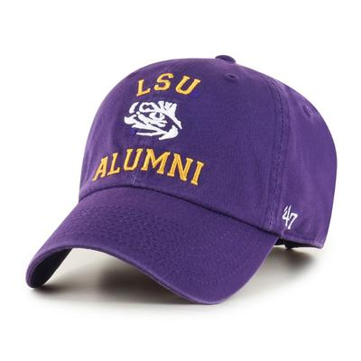LSU 47' Brand Alumni Clean Up Hat