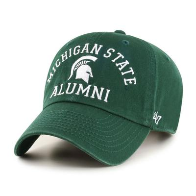 Michigan State 47'  Brand Alumni Clean Up Hat